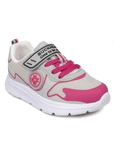 Buckhead Spor Ayakkabı Gri